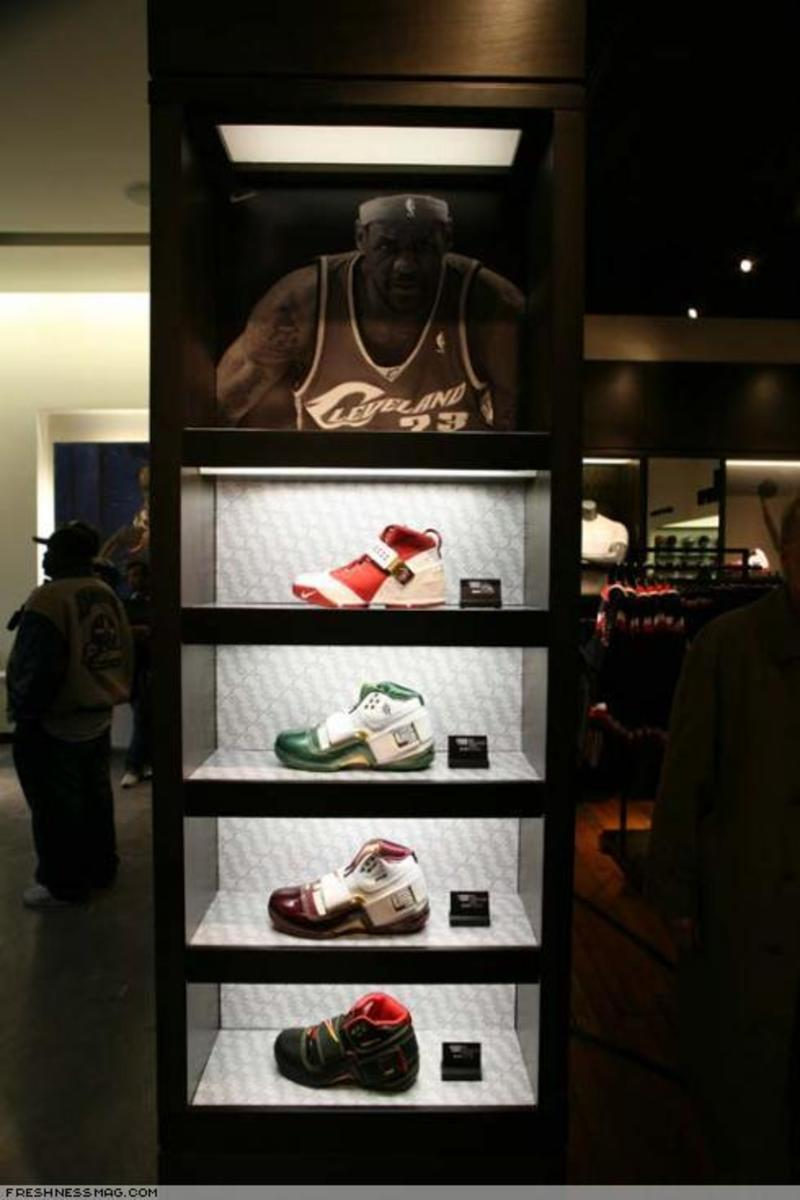 Nike x Footlocker - House of Hoops - Harlem - 13