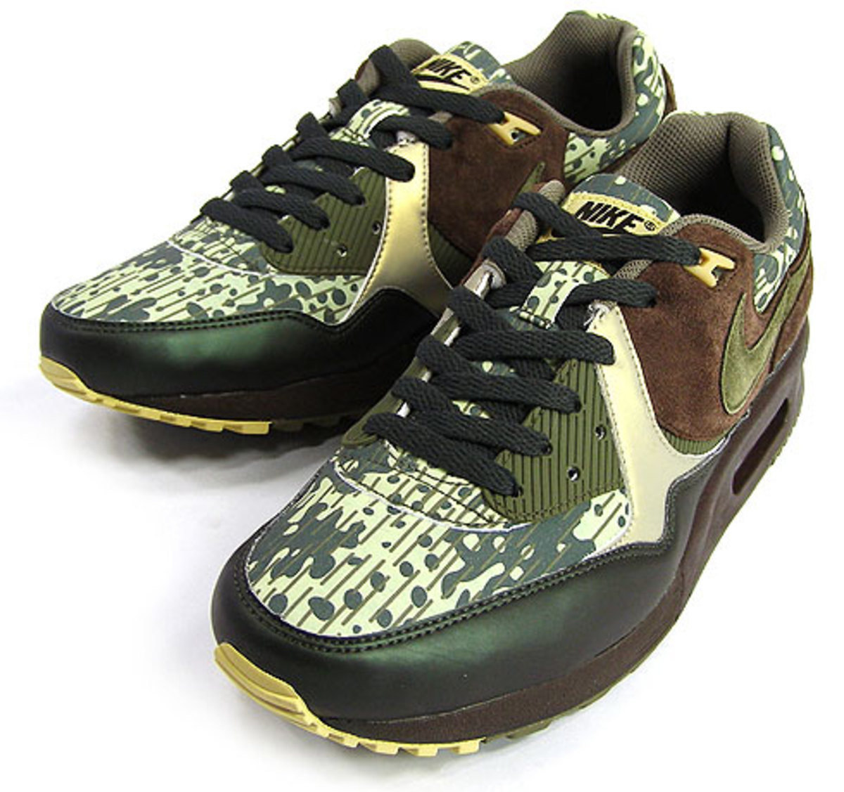 Nike Air Max Light Forest Funk Freshness Mag