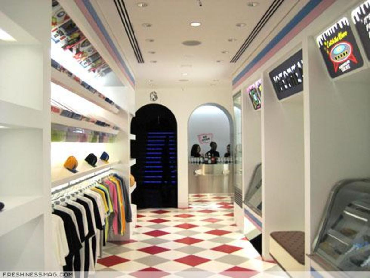 Billionaire Boys Club + Ice Cream - Opening Party - 3