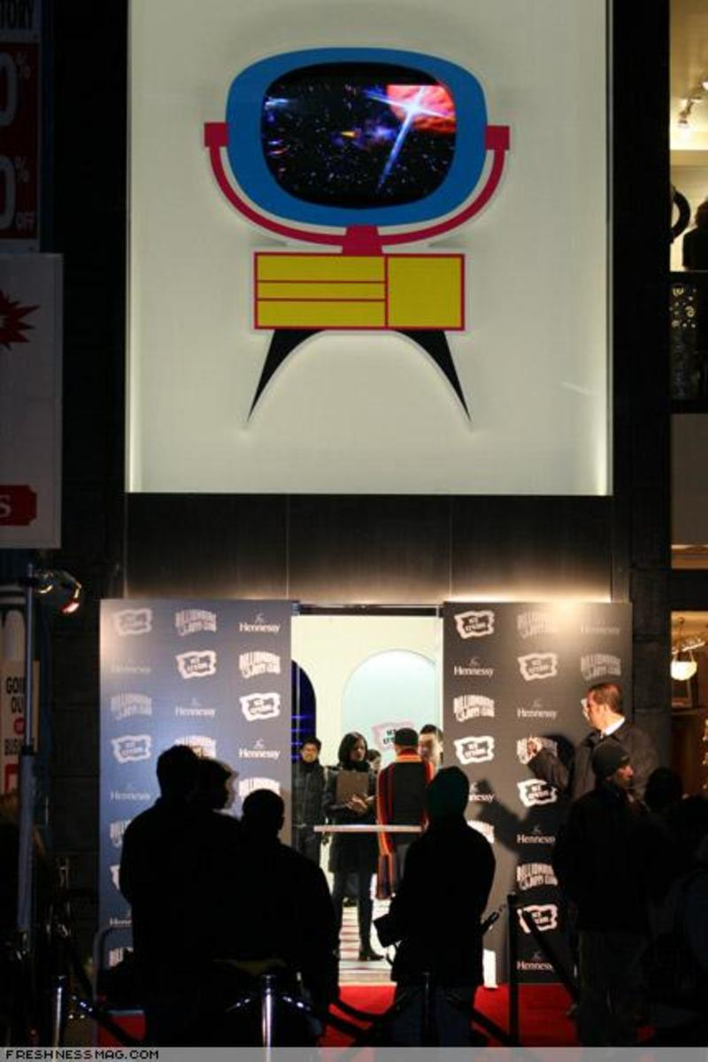 Billionaire Boys Club + Ice Cream - Opening Party - 2