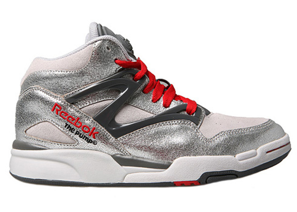 9fa36fcc We Sold Out - Reebok Pump Omni Lite Metallic - Freshness Mag