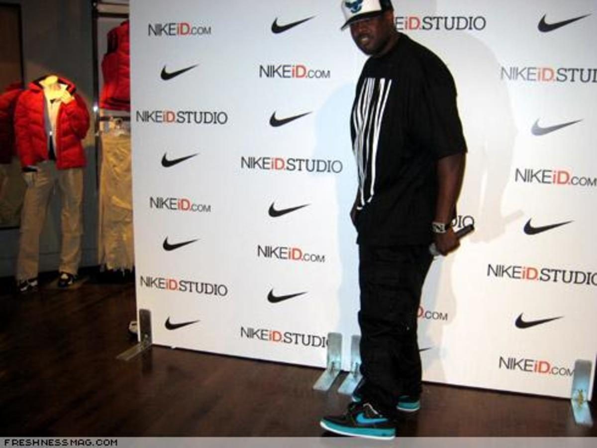 NIKEiD Studio at Niketown Opening Event - 5
