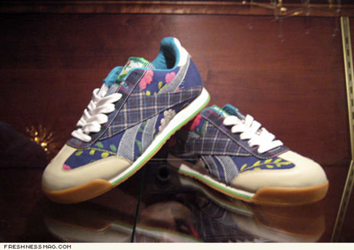 Rolland Berry x Reebok - 200 Pairs of One-Of Sneakers - 6