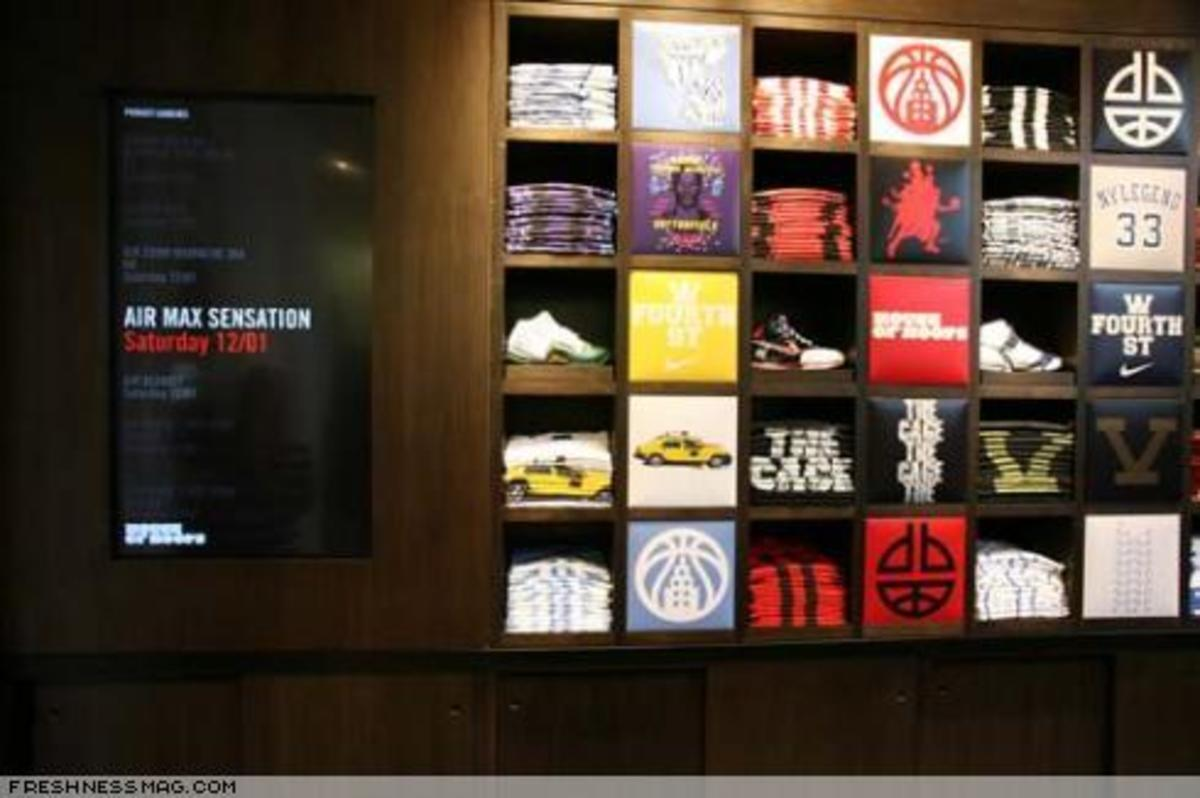 Nike x Footlocker - House of Hoops - Harlem - 5