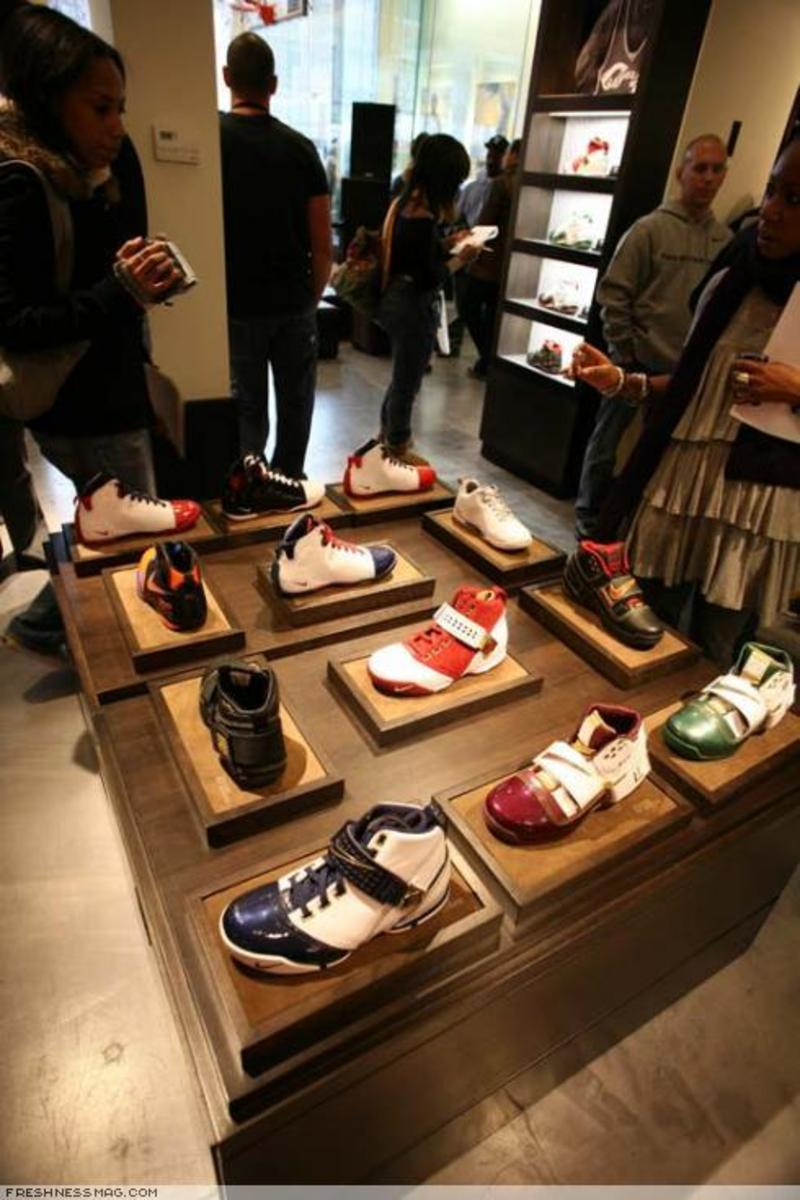 Nike x Footlocker - House of Hoops - Harlem - 12