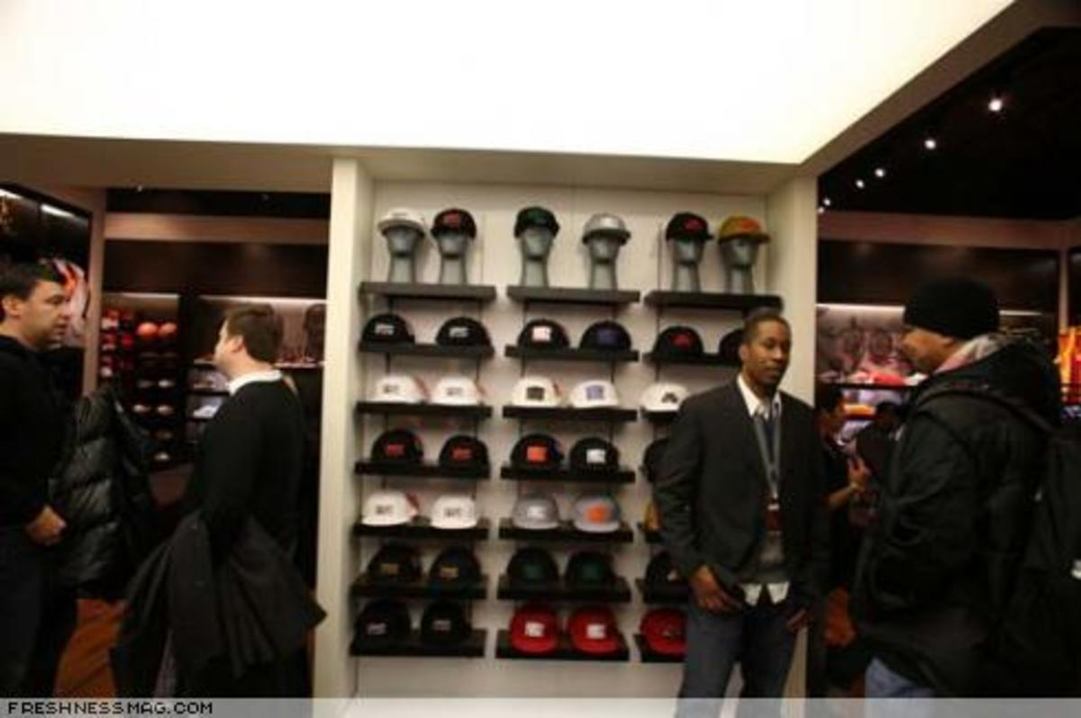 Nike x Footlocker - House of Hoops - Harlem - 14