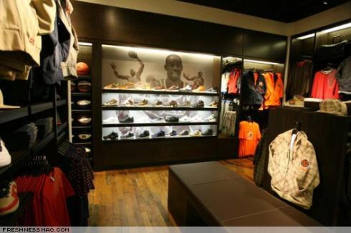 Nike x Footlocker - House of Hoops - Harlem - 9