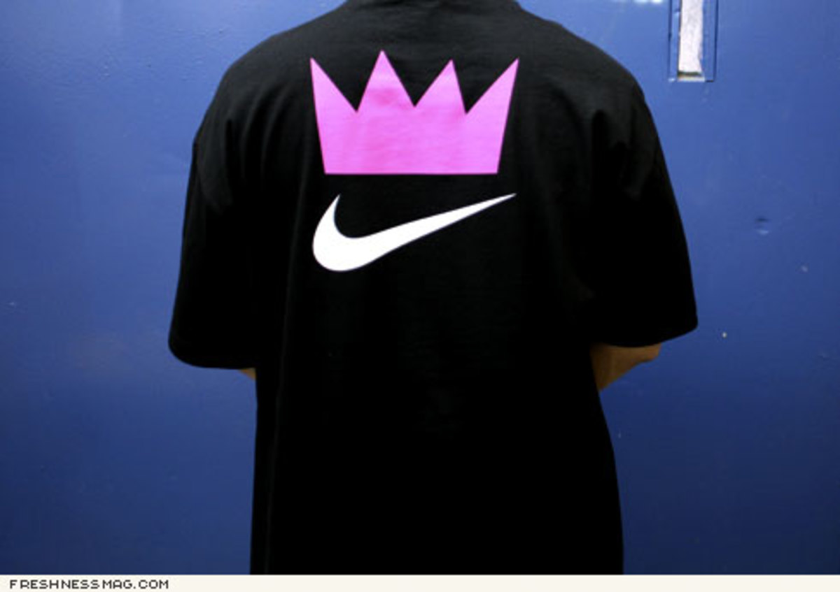 New this week: Nike Dunk T-Shirt Set - 1