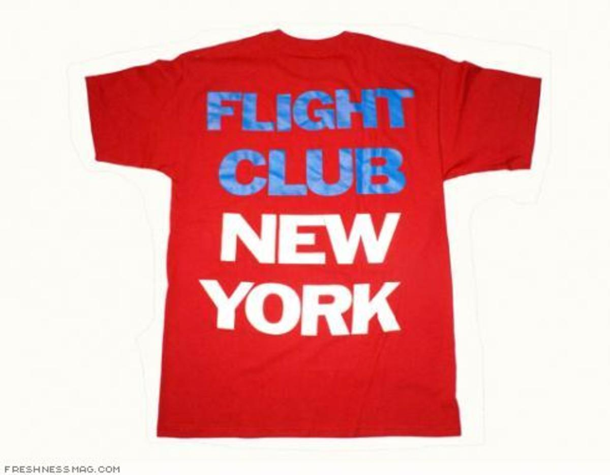 Flight Club Tokyo - Apparel Collection - 11