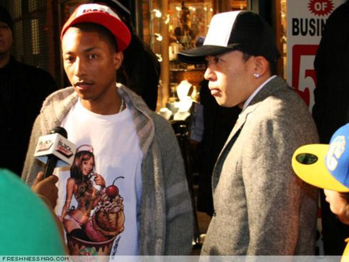 Billionaire Boys Club + Ice Cream - Opening Party - 0