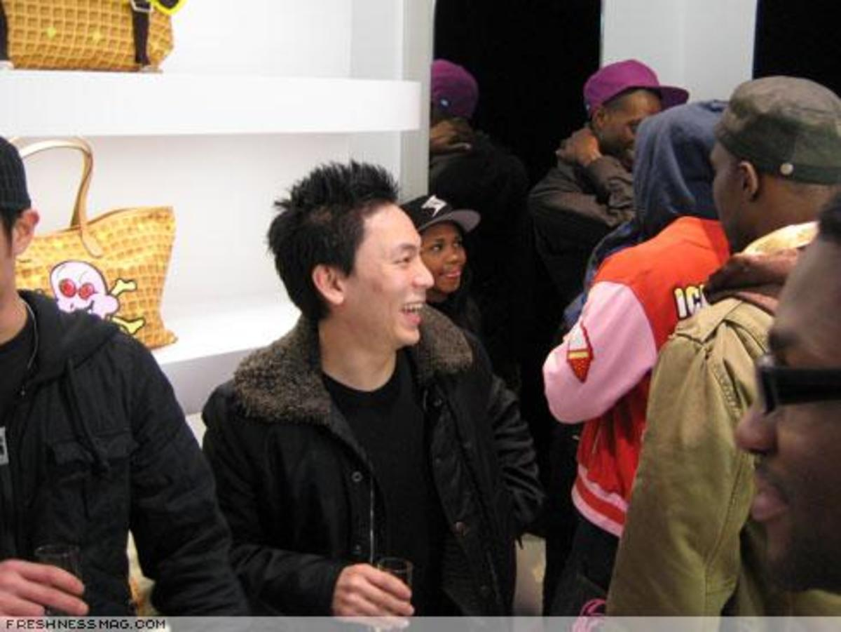 Billionaire Boys Club + Ice Cream - Opening Party - 25