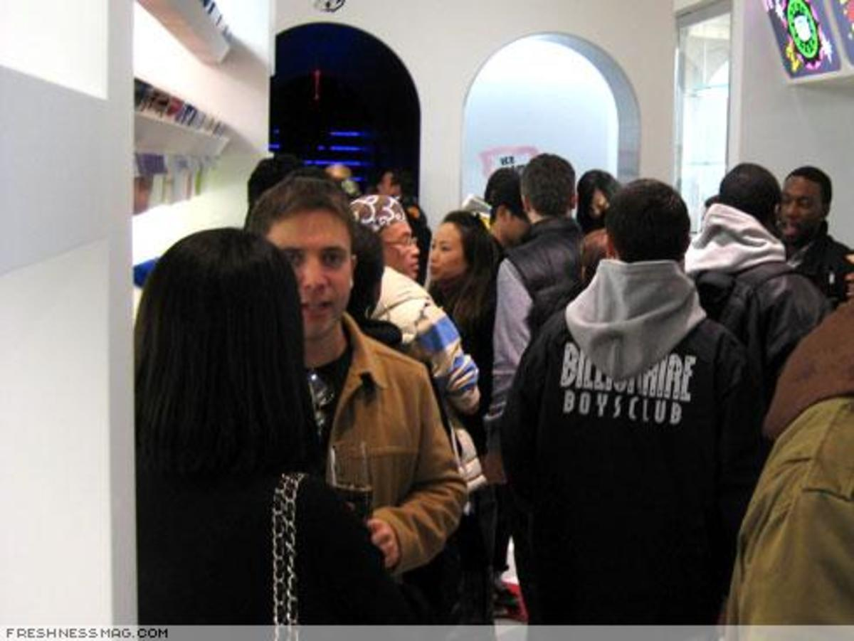Billionaire Boys Club + Ice Cream - Opening Party - 23