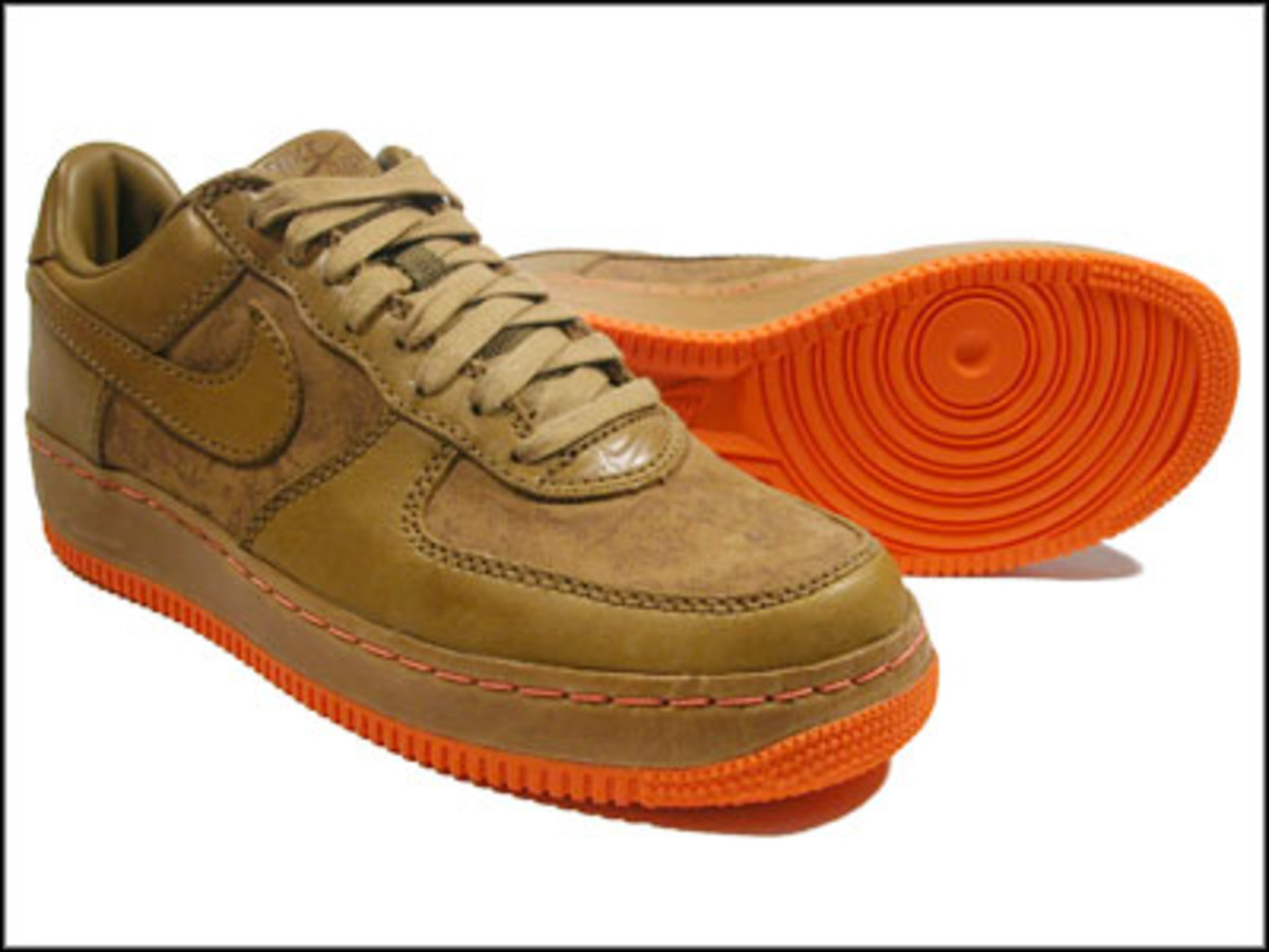 Nike  Air Force 1 Low Inside Out @ CHAPTER WORLD - 4