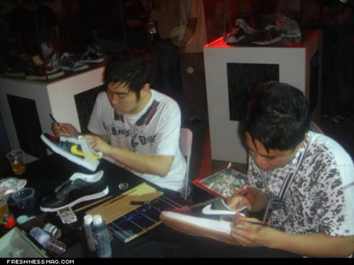 Pictures from Sneaker Pimps - Jakarta - 4