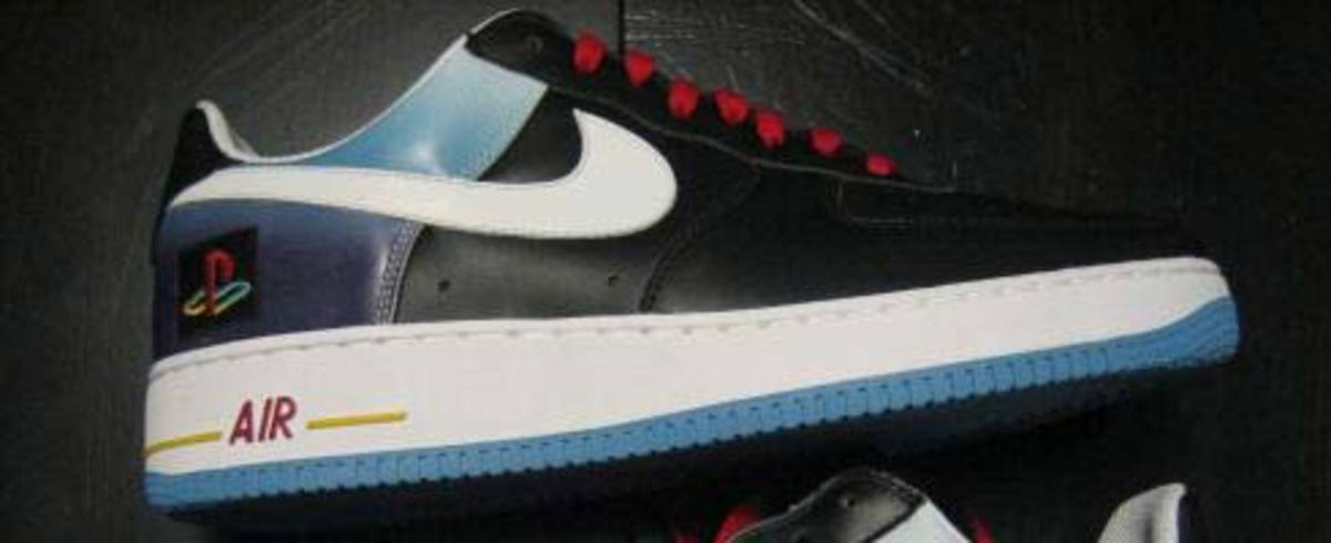 Nike  Air Force 1 - Playstation None Patent Sample - 0