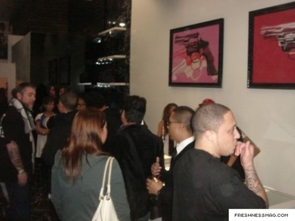 Crooks & Castles - Flagship Store Grand Opening - 9