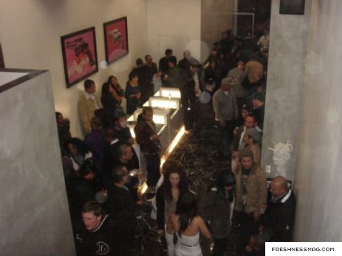Crooks & Castles - Flagship Store Grand Opening - 10