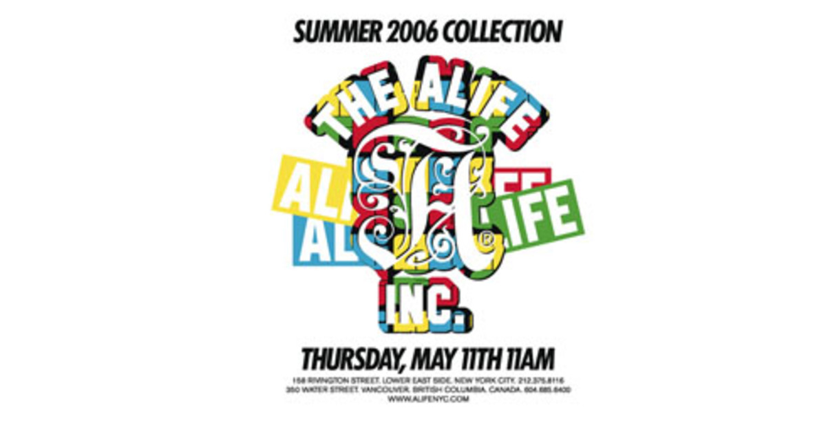 ALIFE - Summer 2006 Collection Drops - 0