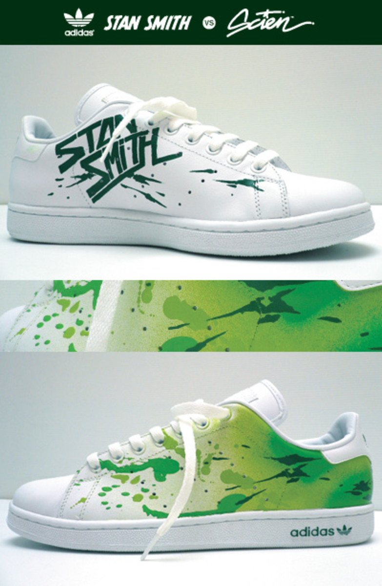 adidas Stan Smith x Scien - 1