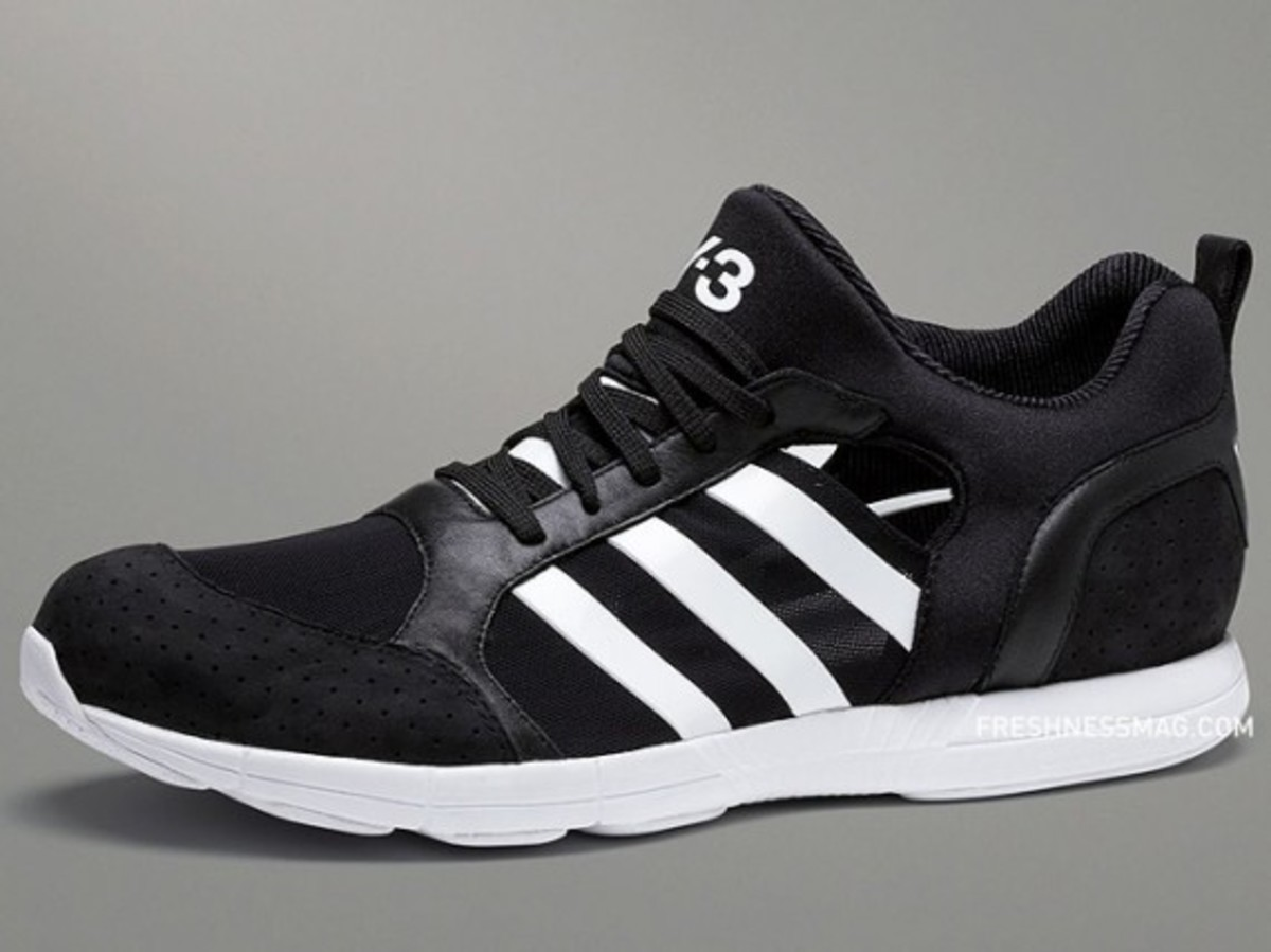 d9c6eb021b5e Y-3 – Spring Summer 2010 – Sneaker Collection