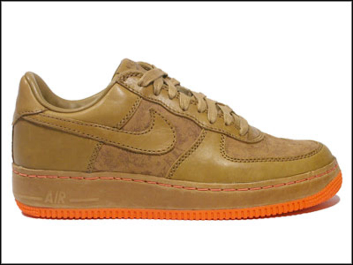 Nike  Air Force 1 Low Inside Out @ CHAPTER WORLD - 1