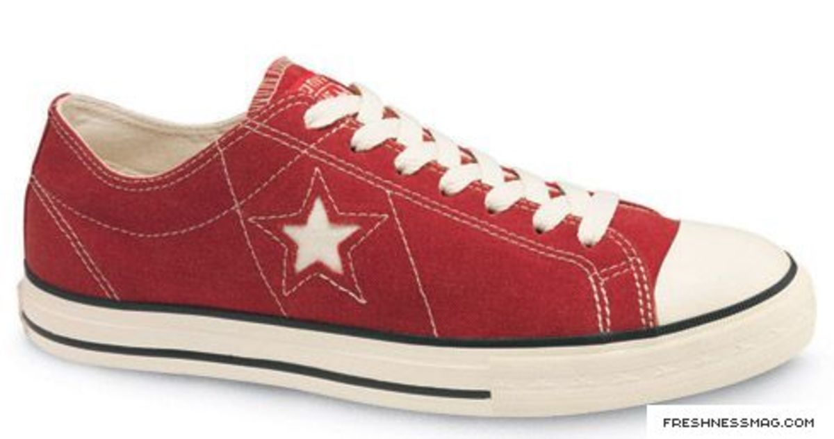Converse One Star for Target - 10