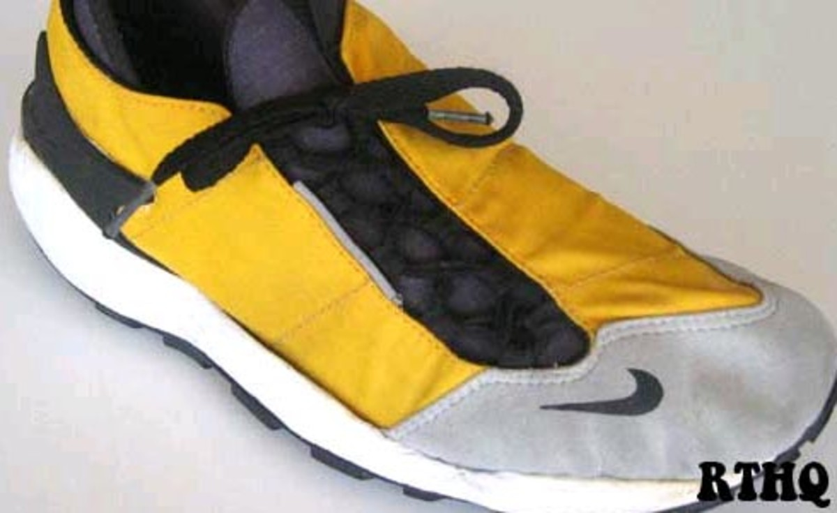 Interview with Nike Air Footscape Designer