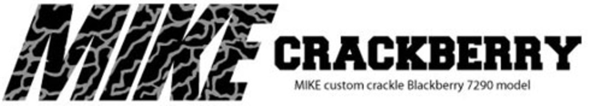 MIKE CRACKBERRY available for purchase... - 0