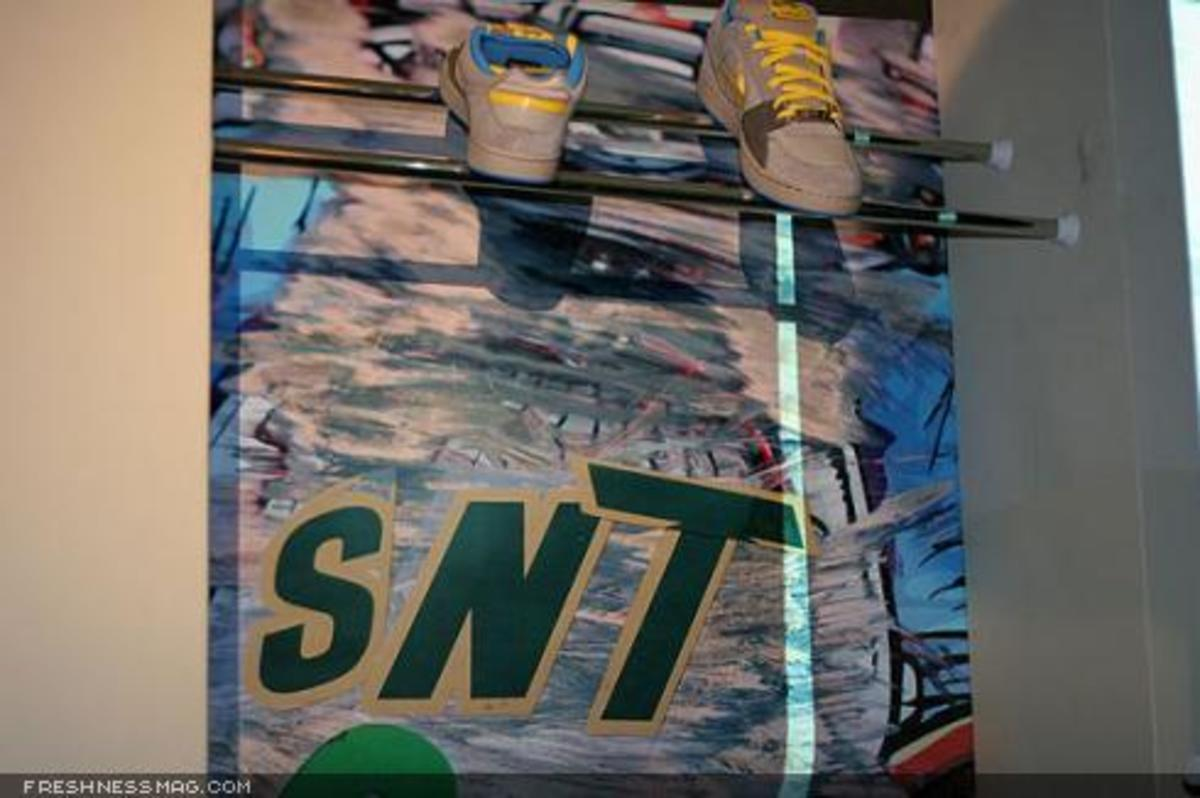 "Nike SB ""SNT"" Barcelona - Prelaunch party - 14"