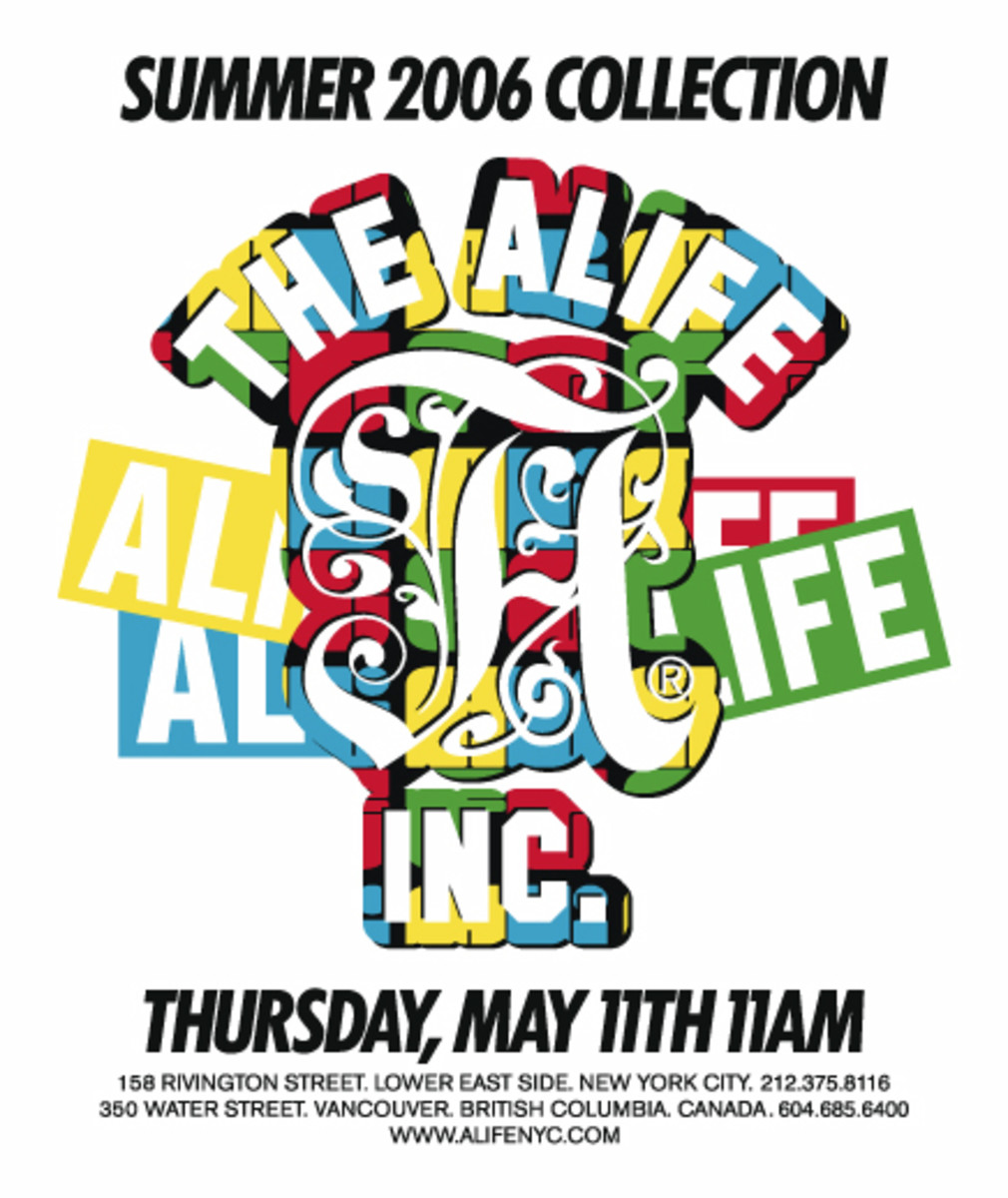 ALIFE - Summer 2006 Collection Drops - 3