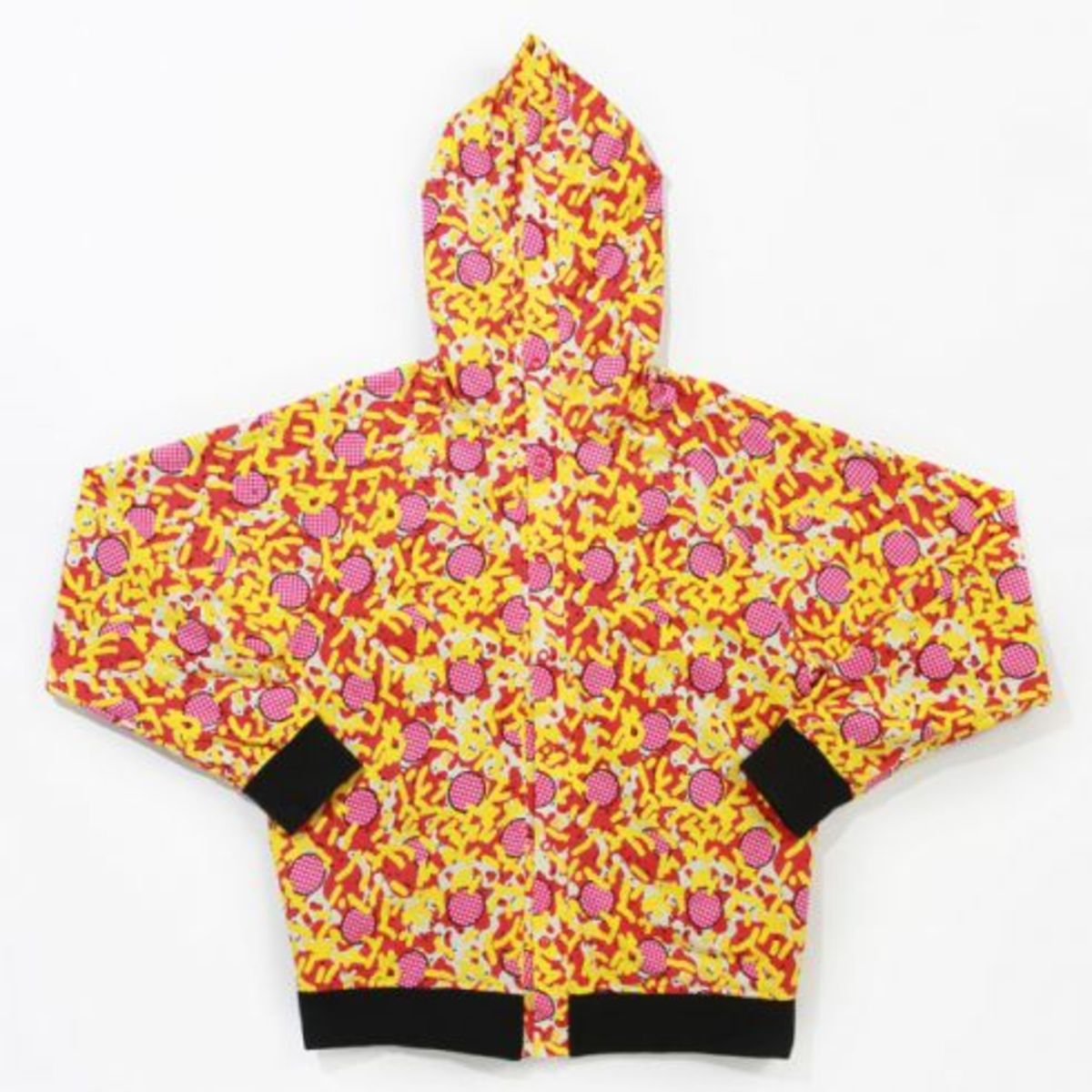Perks And Mini (P.A.M.) x CLOT - Pizza Party Jacket (Update) - 1