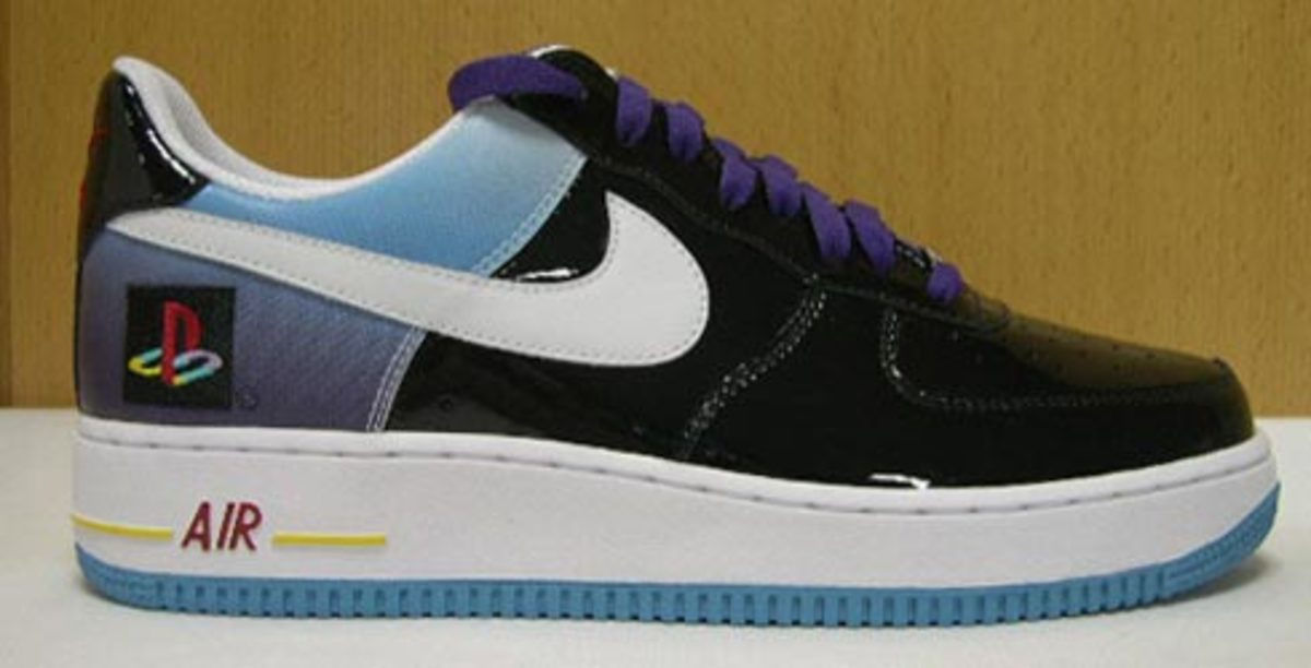 Playstation Air Force 1 - 0