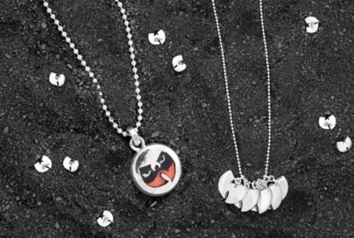 Gabriel Urist x Wu-Tang - Jewelry Collection - 2