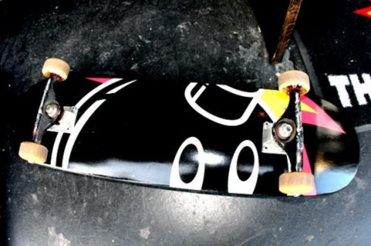 The Hundreds - Adam Bomb Deck - 0