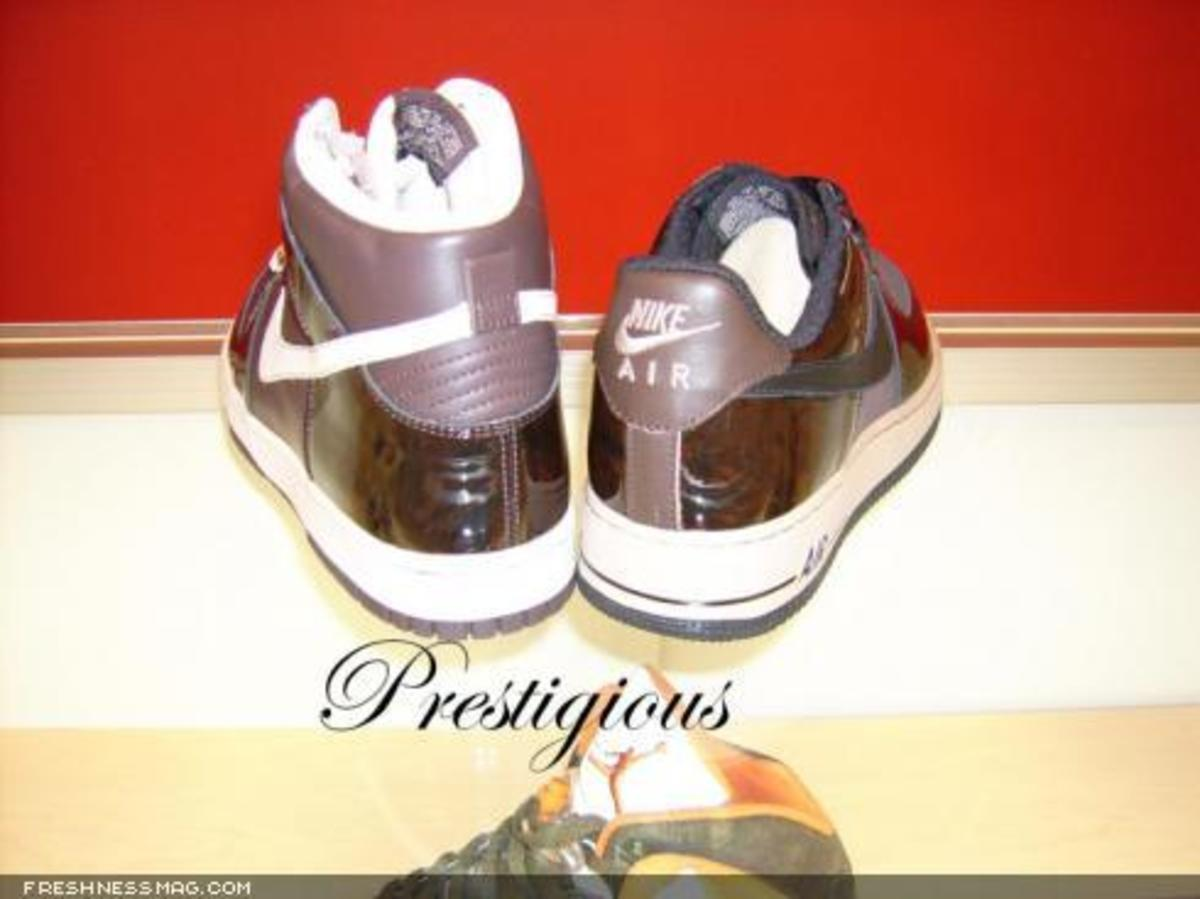 Nike Woodgrain Pack - Dunk High + Air Force 1 - 1