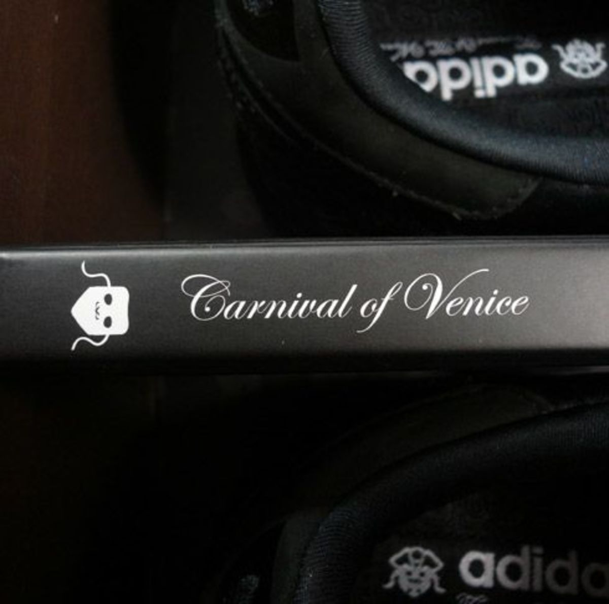 adidas - Material of the World - Carnival of Venice Micropacer