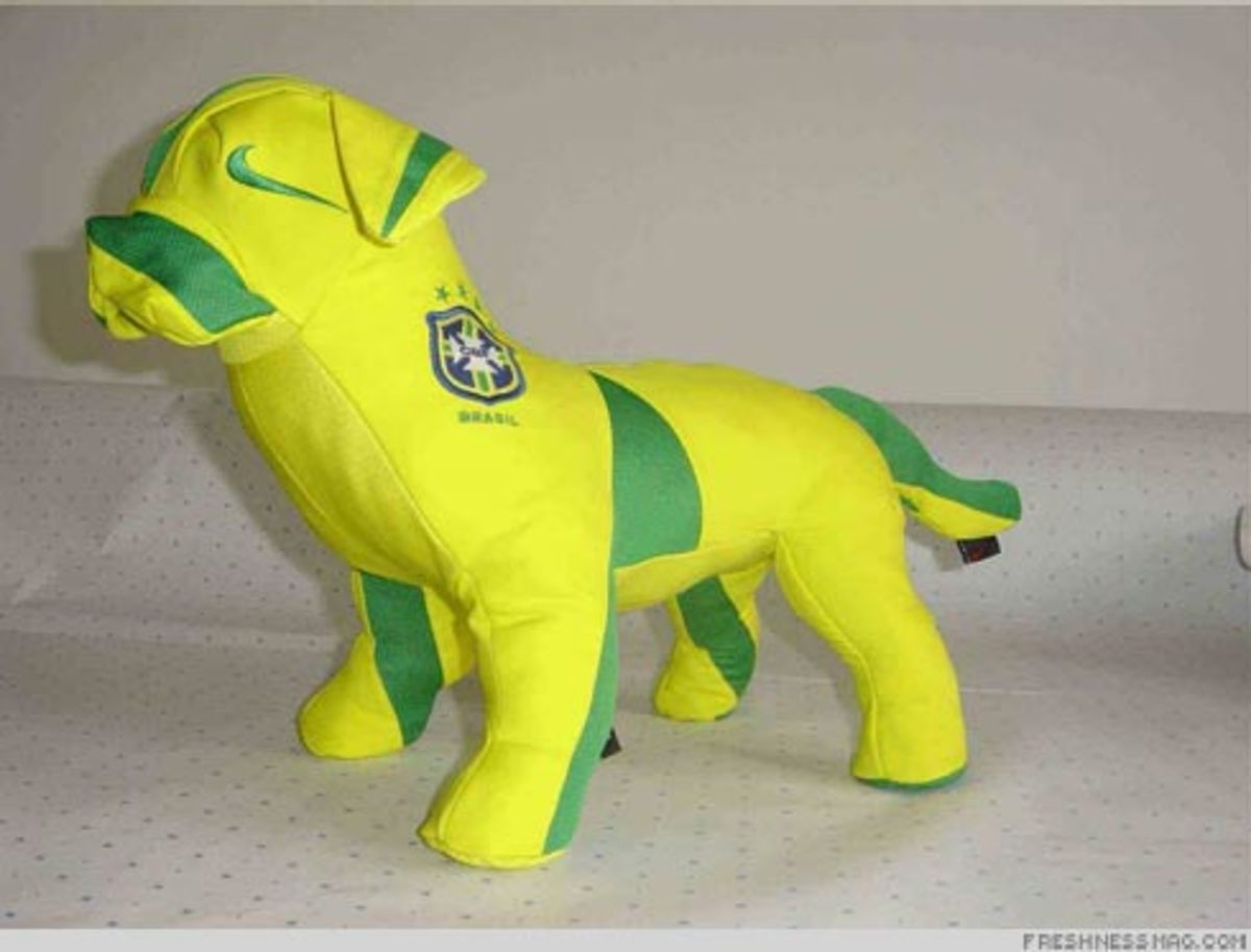 World Cup Pitbulls by Vinti Andrews - 5