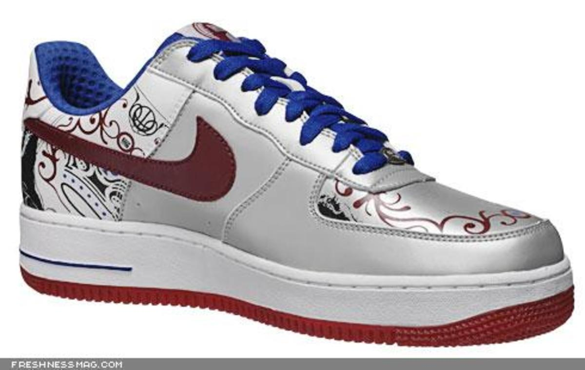 The Collection Royale - LBJ AF 1 + Tee Giveaway - 2