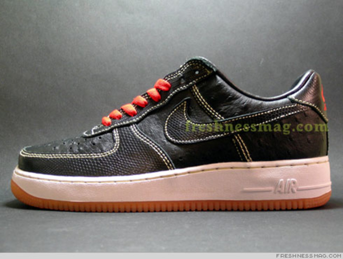 Nike Air Force 1 Low ID By Liquidrice