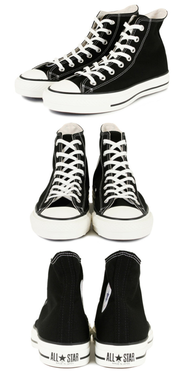 CONVERSE Canvas All Star J Hi + OX - Made in Japan - Freshness Mag 79ad69d0b