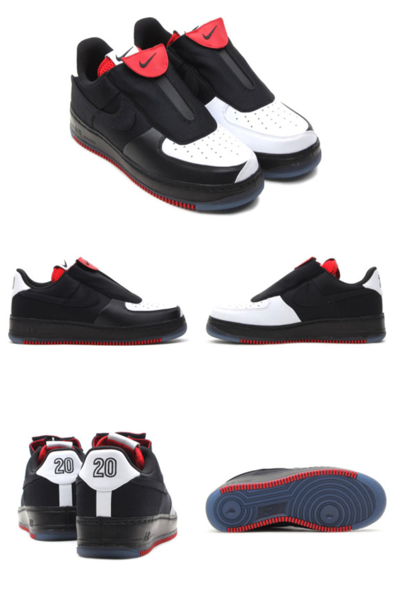 new concept 4b854 0ace5 Nike Air Zoom Flight + Air Force 1 Low CMFT LW GP Sig - The Glove ...