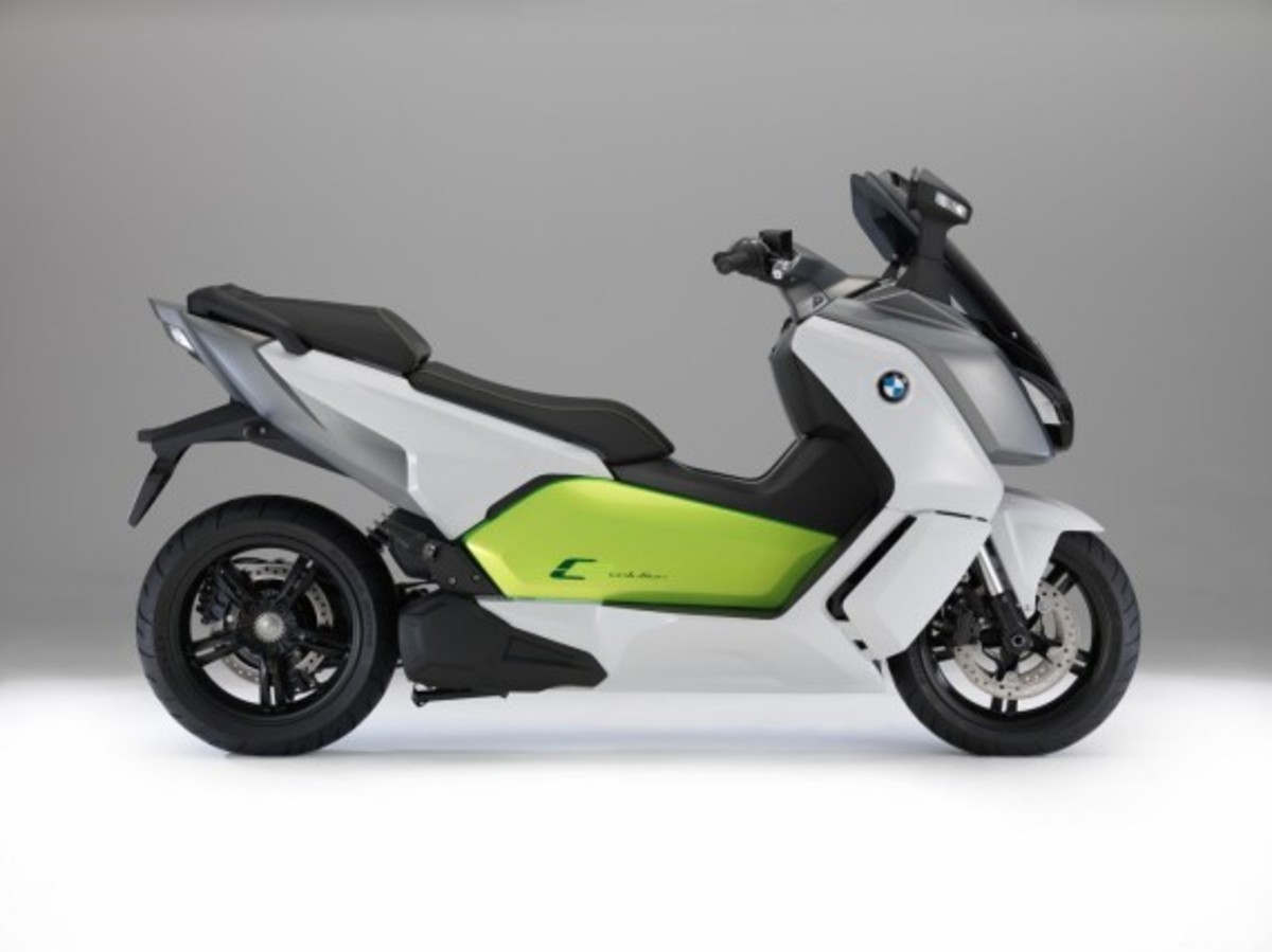 bmw c evolution electric scooter freshness mag. Black Bedroom Furniture Sets. Home Design Ideas