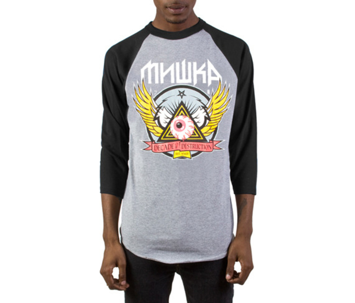Mishka 10th Anniversary Decade of Destruction Capsule Collection 04