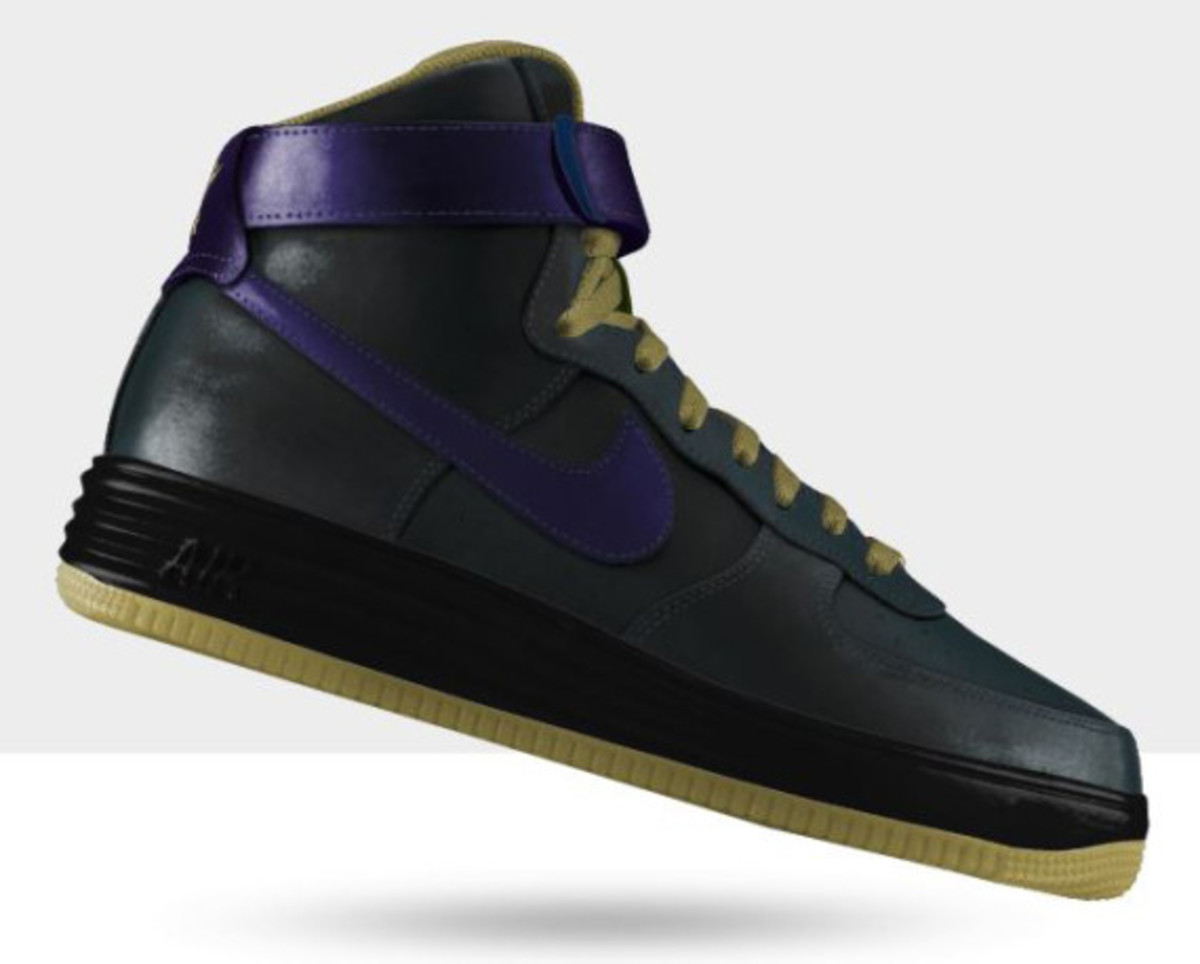 Nikeid Chroma Design Options For Nike Air Force 1 Id