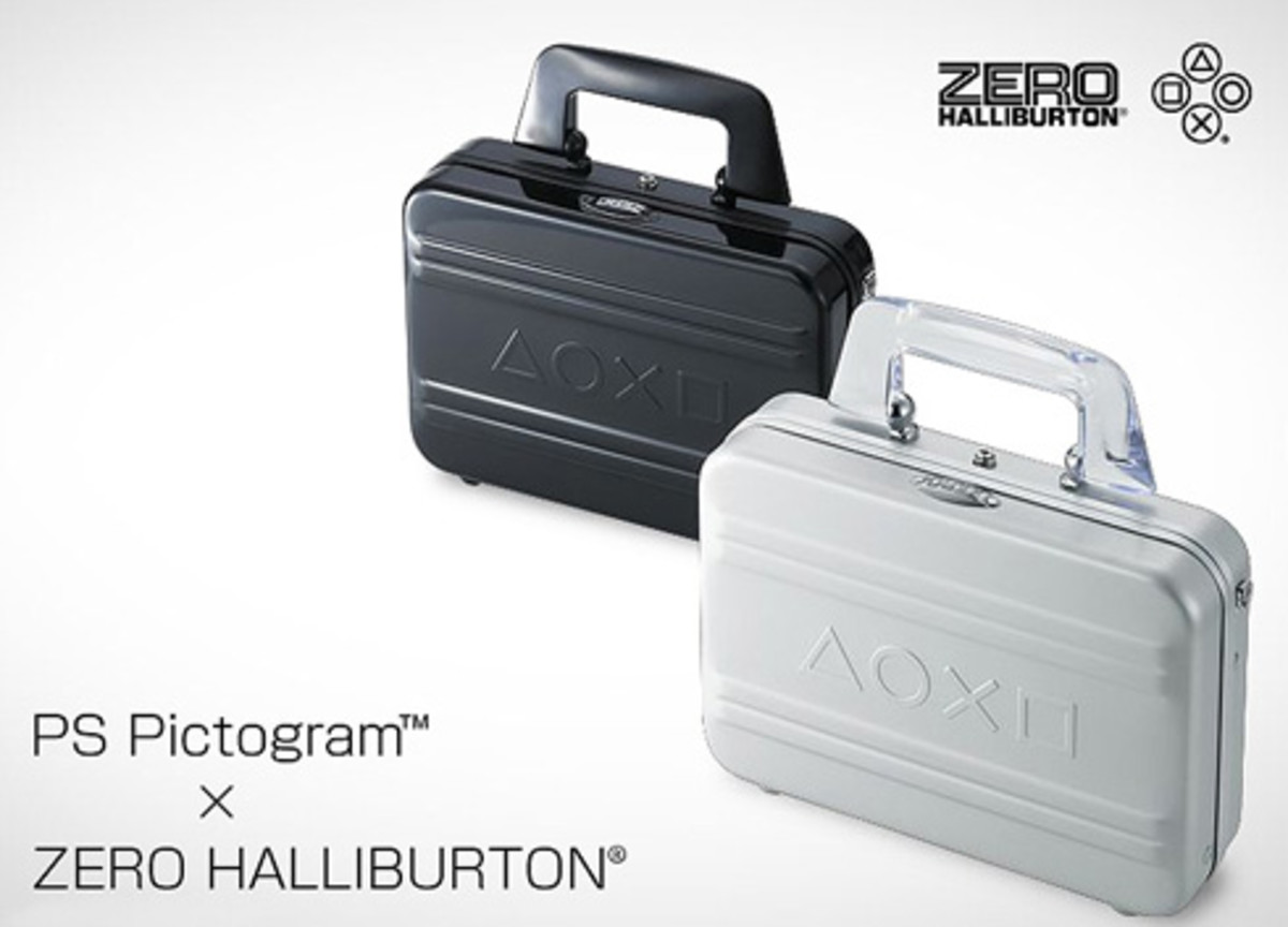 440abd6e10b Created in 1930's to secure delicate instruments for oil field exploration,  ZERO Halliburton aluminum cases are now a symbol of status and celebrities.