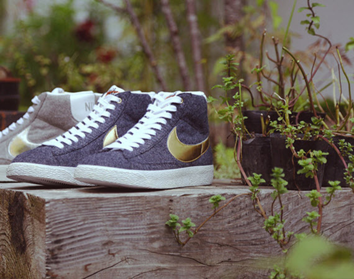 brand new 91583 1afc8 BEAMS and Nike step out of their time machine with a hot new pair of shoes  that look to be straight from another generation. Perfect for this time of  year, ...
