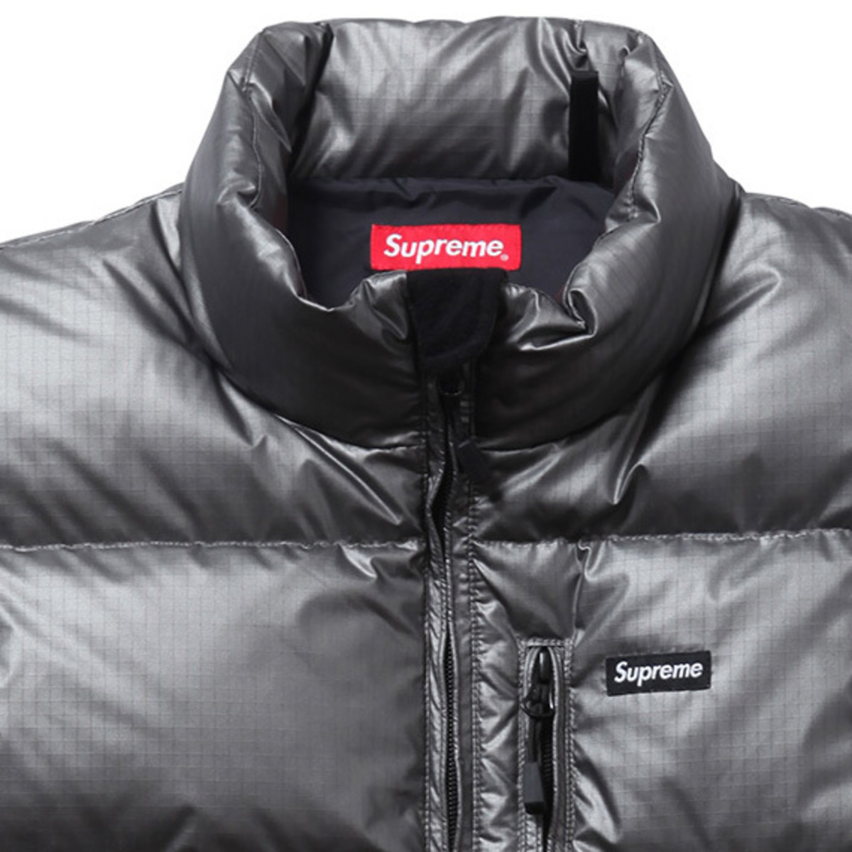 Supreme - Silver Ski Vest | Available Now - 0