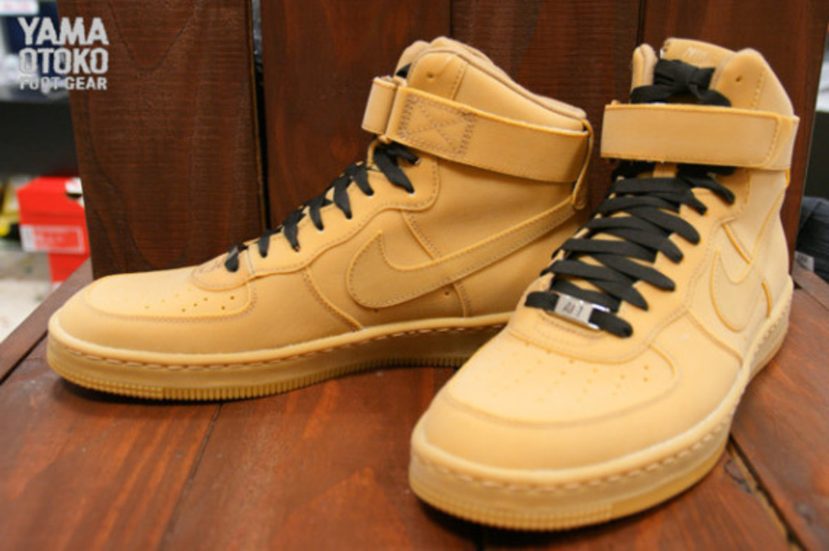 Nike Air Force 1 Downtown Hi Gum LW QS Freshness Mag