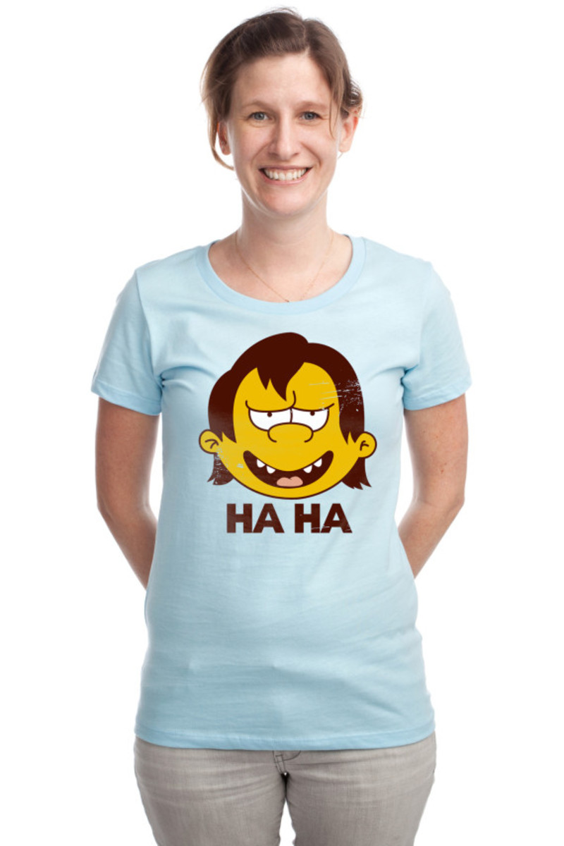 Threadless x The Simpsons T-Shirt Collection