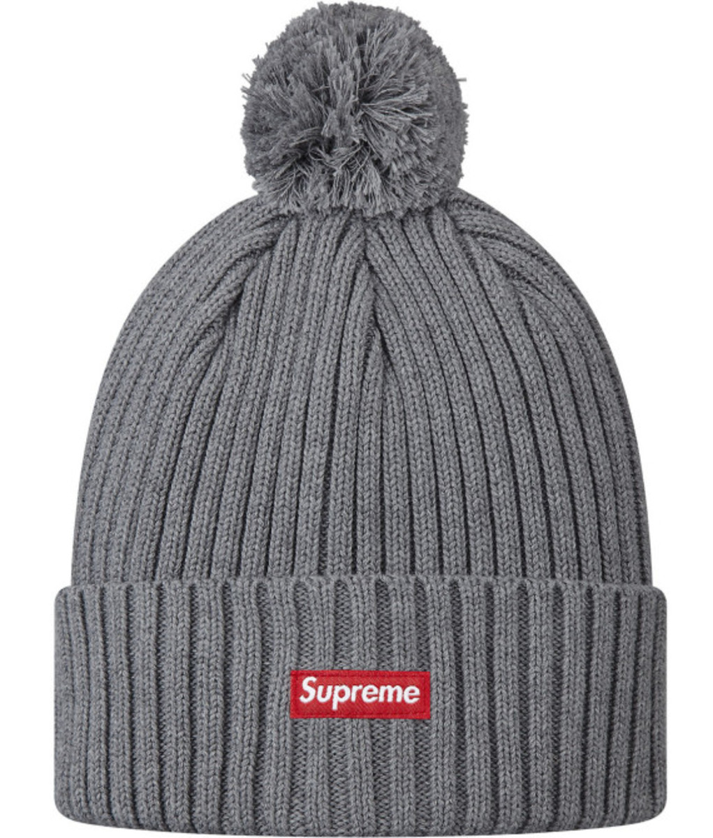 Supreme Ribbed Beanies with Small Box Logo  a1060c21a63